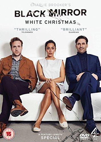 Black Mirror White Christmas [ NON-USA FORMAT, PAL, Reg.2 Import - United Kingdom ] by Jon Hamm