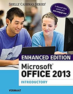 Enhanced Microsoft Office 2013: Introductory