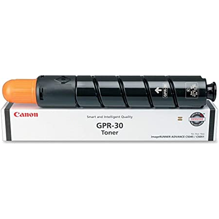 6836A003AA Black Print.After.Print Compatible Toner Replacement for Canon GPR8 2000 2010F Works with: imageRUNNER 1600