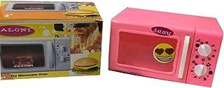 Balaji Saloni Microwave Oven Play Toy (Multicolour)