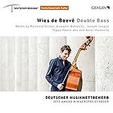 Double Bass : uvres pour contrebasse de Glière, Bottesini, Jongen, Hauta-Aho et Piazzolla. De Boevé, Takahashi.
