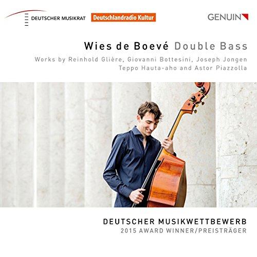 Werke für Kontrabass - Deutscher Musikwettbewerb 2015 Preisträger