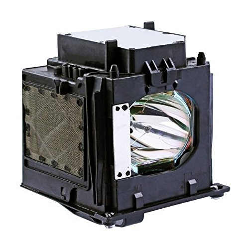 Mitsubishi 915P049A10 Projector TV Assembly with OEM Bulb and Original Housing