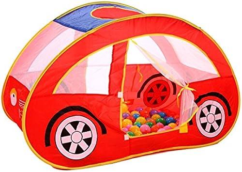 Kinder Zelt Kinder Auto Spiele Haus Indoor Baby Zusammenklappbar Spielzeug Haus Ocean Ball