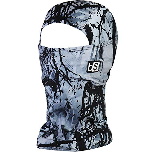 BLACKSTRAP Hood Balaclava Face Mask, Dual Layer Cold Weather Headwear for Men and Women, Bleached