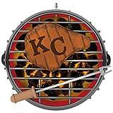 Hallmark Kansas City BBQ Grillin' KC Ornament