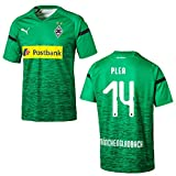 BMG Borussia MÖNCHENGLADBACH Trikot 3rd Herren 2018/2019 - PLEA 14, Größe:S