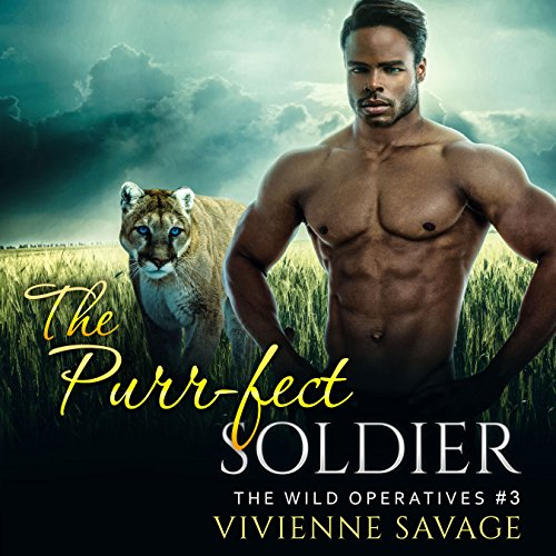 Couverture de The Purr-fect Soldier