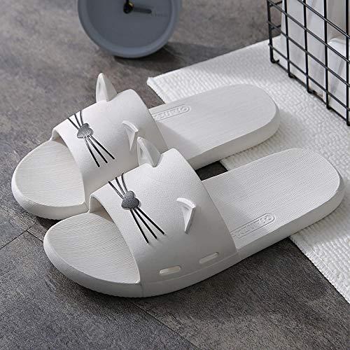 Zapatillas de baño Zapatillas de Verano Pareja Cool-C White_Male 44