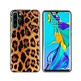Hopereo Tiger Leopard Print Coque pour Huawei P20 P30 P10 P9 Lite Pro P Smart Z Plus + 2019 Nova 5T...