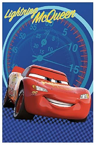 Manta de Cars Disney Pixar Rayo MCQUEEN 100 x 150 cm - B009CAR
