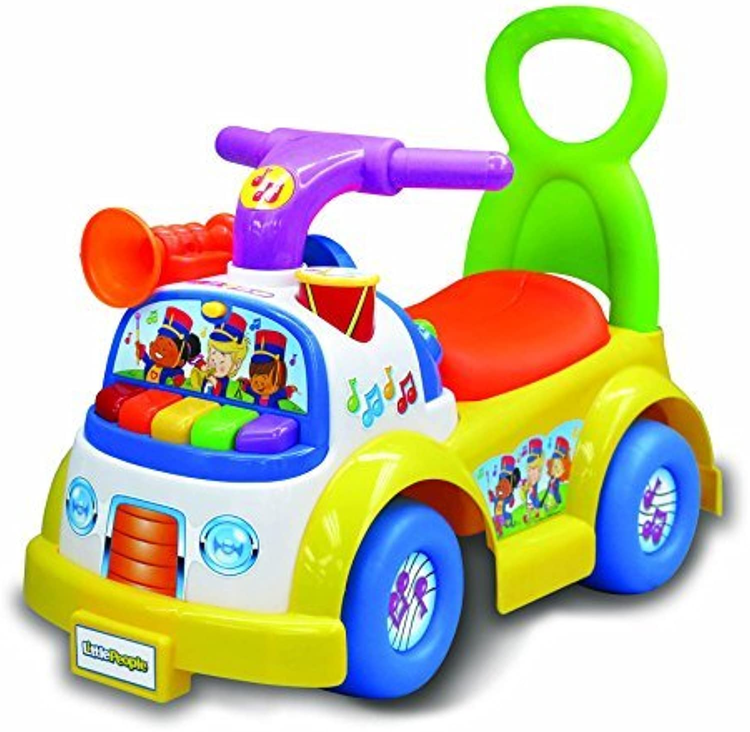Little People Music Parade Ride-On by Little People