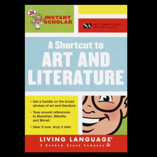 A Shortcut to Art and Literature (Instant Scholar Series) cover art