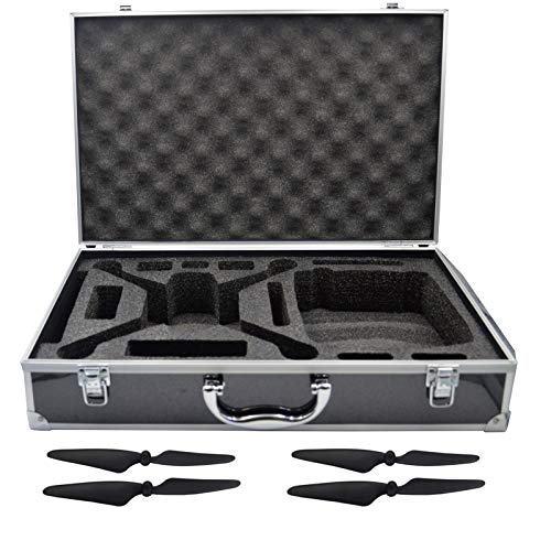 Blomiky 501S Travel Box Carrying Hard Case for H ubsan H501S Quadcopter Drone with 4 Propeller H501S Case