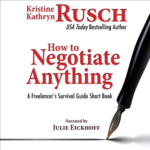 How to Negotiate Anything Titelbild