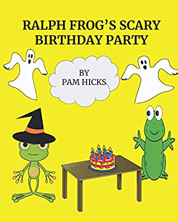 Ralph Frog's Scary Birthday Party