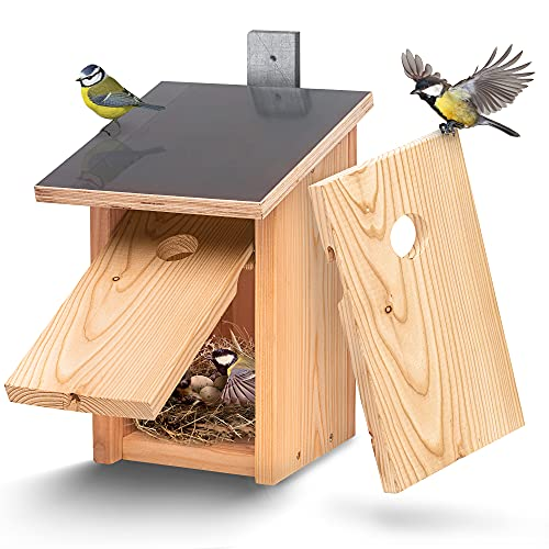 Vogelgaleria Premium Meisen Nistkasten...