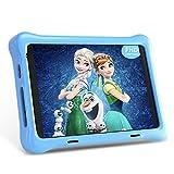 Hyjoy Tablet para Niños, 8 Pulgadas Android 10.0 Tablet Infantil, 2GB RAM 32GB ROM, 1.6Ghz Quad Core, FHD 1920x1200 IPS, WiFi, Bluetooth, Cámara Dual Tablet PC Juegos Educativos (Blue)