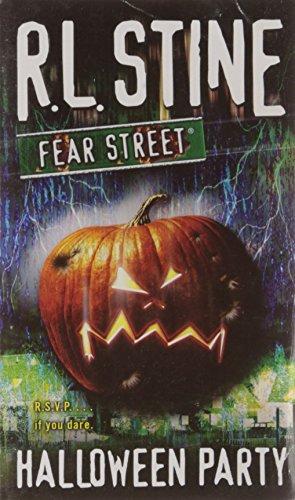 Halloween Party (Fear Street, No. 8)