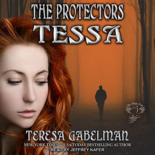 Tessa audiobook cover art