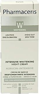 Pharmaceris Albucin-Maxima Intnsve Skin Whitening Night Cream, 30 ml