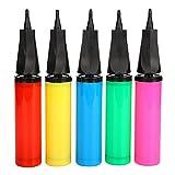 XQxiqi689sy Mano portatile pompa pneumatica dell'aria Inflator festa nuziale palloncino Inflator bastone in vendita