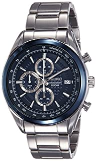 Seiko Reloj de Cuarzo Man SSB177P1 45.0 mm (B01BNP5PHI) | Amazon price tracker / tracking, Amazon price history charts, Amazon price watches, Amazon price drop alerts