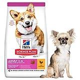 Hill's Science Plan - Comida seca para perros pequeños y en miniatura (6 kg)