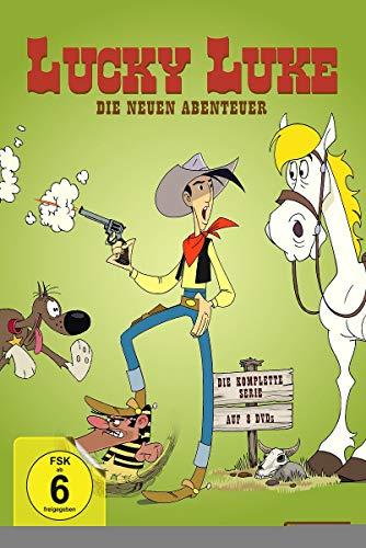 Lucky Luke - Die neuen Abenteuer [8 DVDs]
