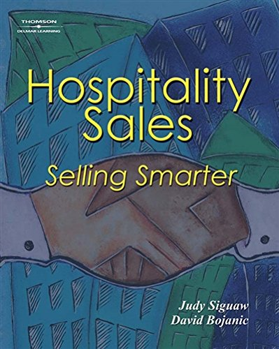 Download Hospitality Sales: Selling Smarter 1401834787
