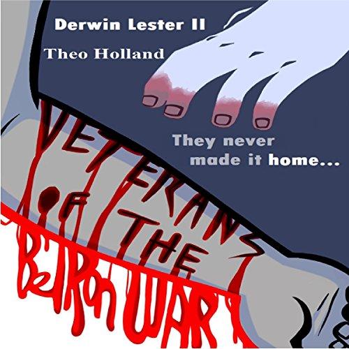 Veterans of the Belron War audiobook cover art