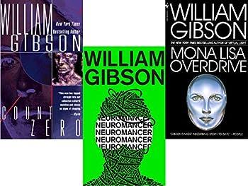 Complete Sprawl Trilogy Set   Books 1- 3