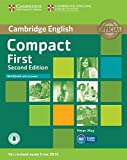 Compact First Workbook with Answers with Audio Second Edition