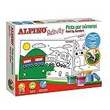 Alpino AC000003 - Farbauswahl nach Zahlen -