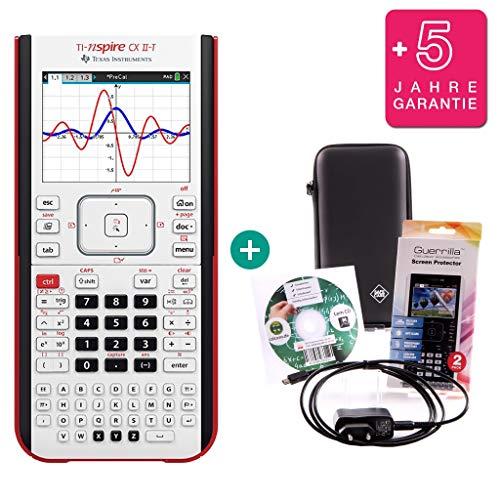 Texas Instruments TI Nspire CX II-T – Juego de:...