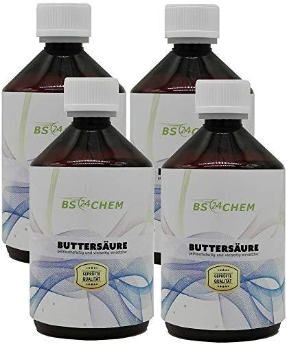 BS24CHEM ml (Artikelnr.69590) Buttersäure Made by Karbid 24 (von 250ml bis 7Liter) (2000ml)