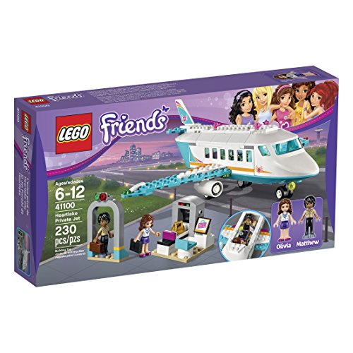 Heartlake Private Jet LEGOâ Freunde Set 41100