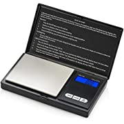 Smart Weigh Digital Pocket Scale 100 x 0.01g - Black