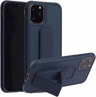 Stylish Multi Use Case Cover For Iphone 11 Pro Max Navy