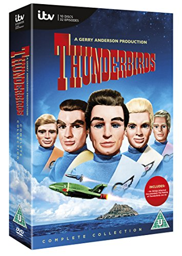 Thunderbirds: The Complete Collection [DVD] [2015]