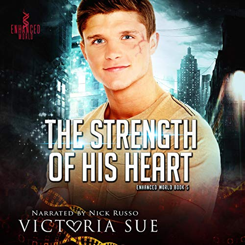 The Strength of His Heart cover art