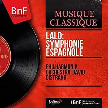 Lalo: Symphonie espagnole (Mono Version)