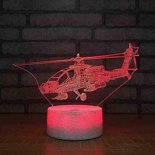 Nachtlicht 3D Nachtlicht 7 Farben automatische Farbwechsel Vision 3D Licht Hersteller LED-Licht