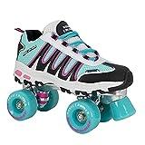 Product Image of the Lenexa Sonic Cruiser 2.0 Roller Skates for Women and Men - Unisex Sneaker Style...