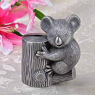 AOLI Ornament Money Boxes,Lazy Bear Koala Bear Koala Piggy Bank, European and American Koala Ornaments