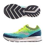 Brooks Levitate 2, Chaussures de Running, Multicolore (Pink/Black/Aqua 678), 35.5 EU
