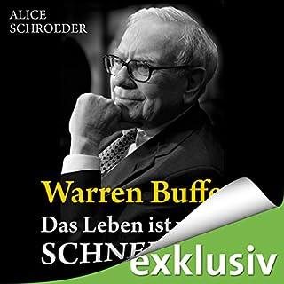 Warren Buffett - Das Leben ist wie ein Schneeball Titelbild