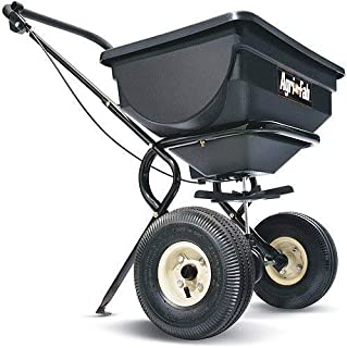 Agri-Fab 85-Pound Push Broadcast Spreader 45-0388 (Pack of 2)