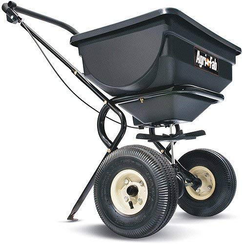 Best Buy! Agri-Fab 85-Pound Push Broadcast Spreader 45-0388 (Pack of 3)