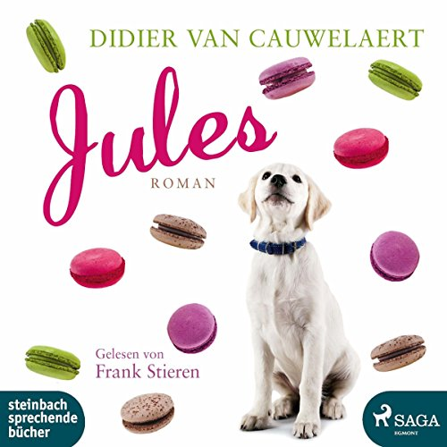Jules audiobook cover art